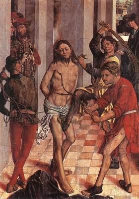 GALLEGO Fernando Flagellation