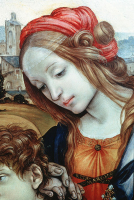 Lippi Filippino Holy Family dt1