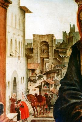 Lippi Filippino Madonna and Child dt1