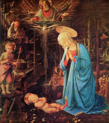 Lippi Filippino Mary and Child
