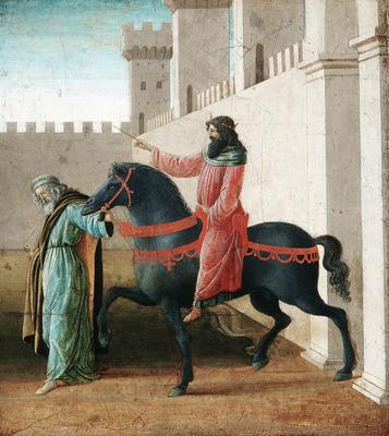 Lippi Filippino Mordecai
