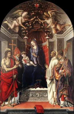lippi filippino signoria altarpiece pala degli otto