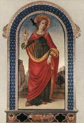 Lippi Filippino St Lucy