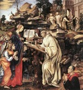 lippi filippino apparition of the virgin to st bernard