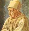 lippi filippino portrait of an old man