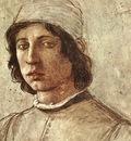 Lippi Filippino Self Portrait detail1