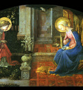 Lippi Filippino The Annunciation