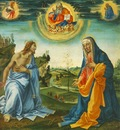 Lippi Filippino The Intervention of Christ and Mary