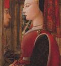 Lippi Filippino Two figures