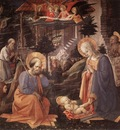 LIPPI Fra Filippo Adoration Of The Child