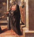 LIPPI Fra Filippo Announcement Of The Death Of The Virgin