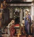 LIPPI Fra Filippo Annunciation