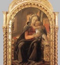 LIPPI Fra Filippo Madonna With Child