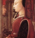 LIPPI Fra Filippo Portrait Of A Man And A Woman