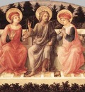 LIPPI Fra Filippo Seven Saints