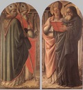 LIPPI Fra Filippo The Doctors Of The Church
