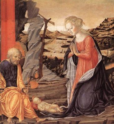 francesco di giorgio martini nativity