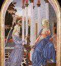 FRANCESCO DI GIORGIO MARTINI Annunciation
