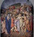FRANCESCO DI GIORGIO MARTINI The Disrobing Of Christ