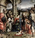 FRANCIA Francesco Adoration Of The Child