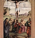 FRANCIA Francesco Crucifixion
