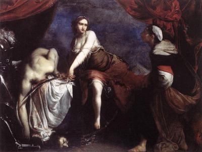 FURINI Francesco Judith And Holofernes