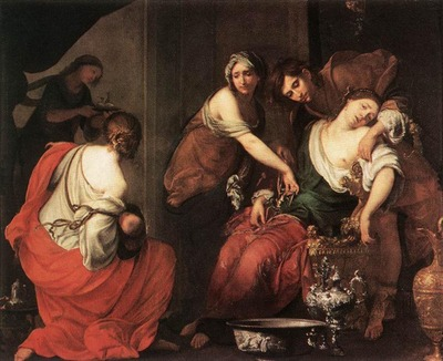 FURINI Francesco The Birth Of Rachel