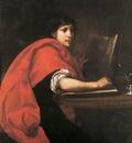 FURINI Francesco St John The Evangelist