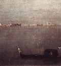 GUARDI Francesco Gondola