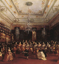 GUARDI Francesco Ladies Concert at the Philharmonic Hall