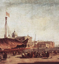 GUARDI Francesco The Piazzetta Looking toward San Giorgio Maggiore