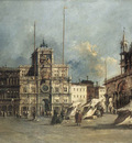 GUARDI Francesco The Torre del Orologio