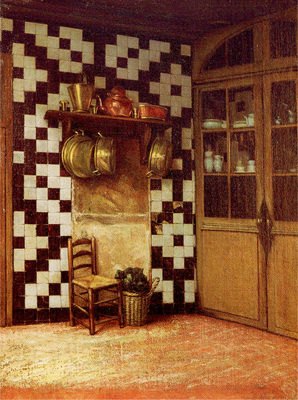Millet Fracis David Flemish Kitchen