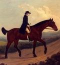 Sartorius Francis A Horseman On The Road To Bagshot