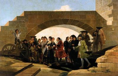 GOYA Francisco de The Wedding