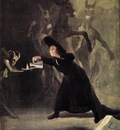 GOYA Francisco de The Bewitched Man