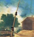 GOYA Francisco de The Greasy Pole La Cucana