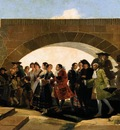 GOYA Francisco de The Wedding