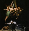 GOYA Francisco de Witches in the Air