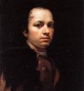 GOYA y Lucientes Francisco De Self Portrait