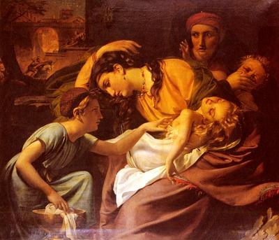 Navez Francois Joseph Le Massacre Des Innocents
