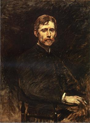 Duveneck Frank Portrait of Emil Carlson