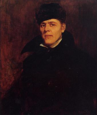 Duveneck Frank Portrait of Major Dillard H  Clark