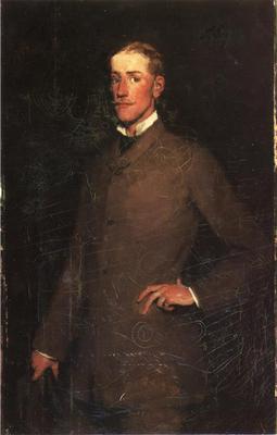 Duveneck Frank Portrait of Ralph Curtis