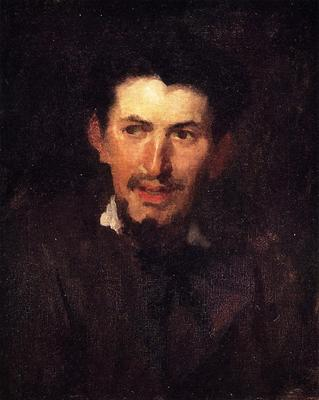 Duveneck Frank Portrait of a Fellow Artist
