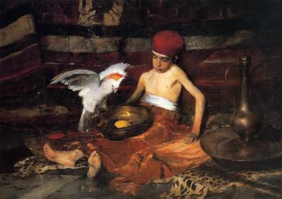 Duveneck Frank The Turkish Page