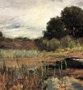 Duveneck Frank Polling Landscape