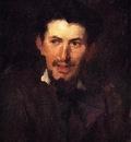 Duveneck Frank Portrait of a Fellow Artist