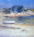 Duveneck Frank Sheltered Cove