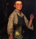 Duveneck Frank The Cobbler s Apprentice